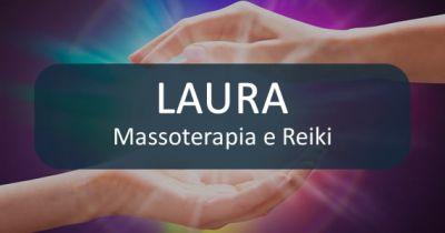 Laura Massoterapia e Reiki